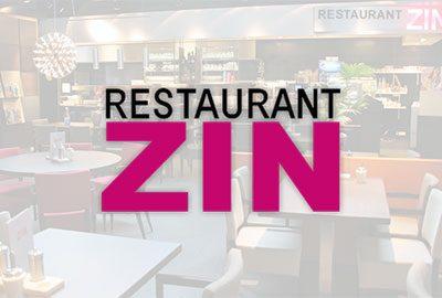 Restaurant ZIN